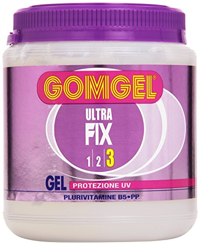 Gomgel - Ultra Fix Gel, Protezione UV - 1000 ml