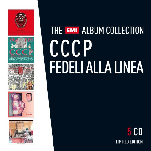 EMI ALBUM COLLECTION