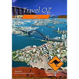 Travel Oz CRAVE DVD Grainger TV Australia