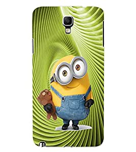 ColourCraft Cartoon Design Back Case Cover for SAMSUNG GALAXY NOTE 3 NEO DUOS N7502