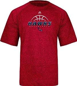 Atlanta Hawks ClimaLite Fastbreak Short Sleeve T Shirt by Adidas by adidas