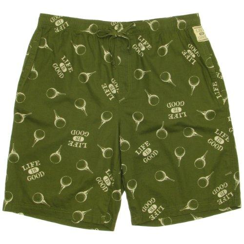 Life is Good Men's Knee Shorts