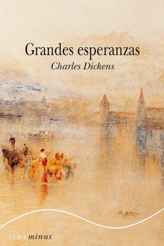 Portada del libro Grandes esperanzas de Charles Dickens