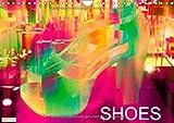 Image de Shoes (Wandkalender 2014 DIN A4 quer): Ein Paar Schuhe verschieden und farbenfroh ver