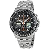 Citizen(シチズン) エコドライブ メンズ 腕時計 Skyhawk A-T Titanium Men's Watch AT スカイホーク チタン [並行輸入品]