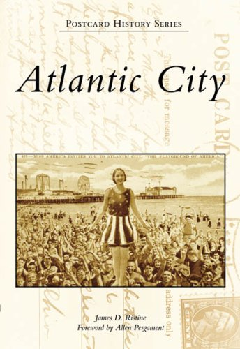Atlantic City (Postcard History: New Jersey)
