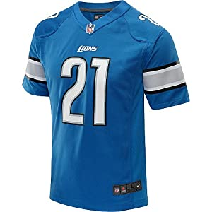 Reggie Bush Detroit Lions NFL Youth Game Replica Jersey by NFL