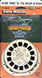 Star Trek II The Wrath of Khan 3d View-Master 3 Reel Set