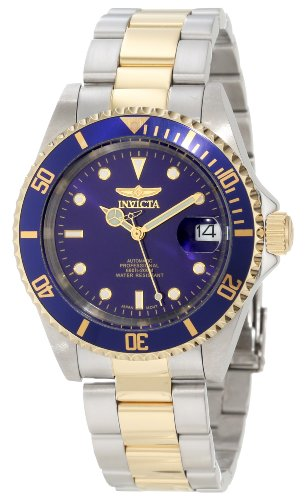 Invicta Men's 8928OB Pro Diver Two-Tone Automatic