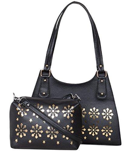 ADISA AD4001 Women Handbag With Sling Bag