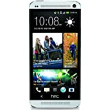 HTC One M7 - 32GB Verizon Unlocked Android Smart Phone - Silver (Certified Refurbished)