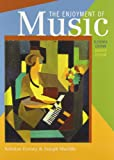 ENJOYMENT OF MUSIC,SHORTER-W/4 CDS (0393140172) by FORNEY, KRISTINE