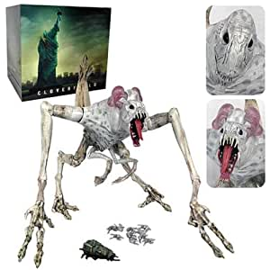Cloverfield Movie 14 Inch Electronic Action Figure Monster