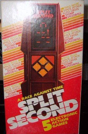 Split Second Electronic Handheld Game (Split Second Play compare prices)