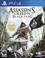 Assassin's Creed IV Black Flag, PlayStation 4.