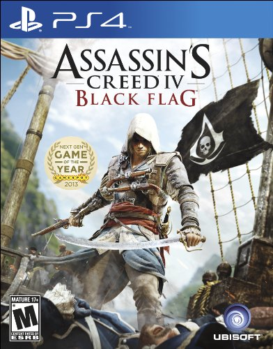Assassin's Creed IV Black Flag - PlayStation 4 (Vita Assassins Creed Console compare prices)