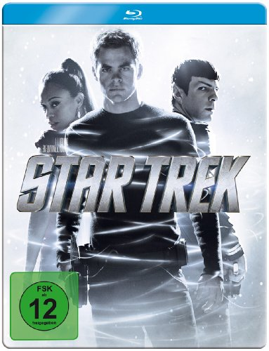 Star Trek (Limitierte Steelbook Edition) [Blu-ray] [Limited Edition]