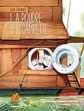 vignette de 'La poudre d'escampette (Chloé Cruchaudet)'