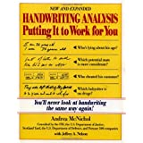 Handwriting Analysis: Putting It to Work for Youby Andrea Mcnichol