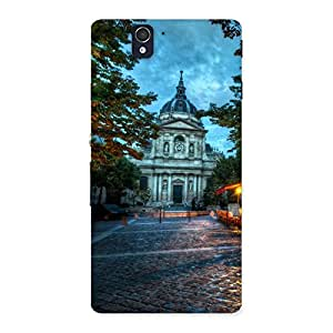 Fort Vintage Back Case Cover for Sony Xperia Z