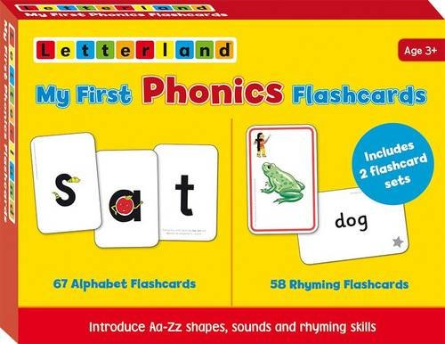 My First Phonics Flashcards (Letterland)