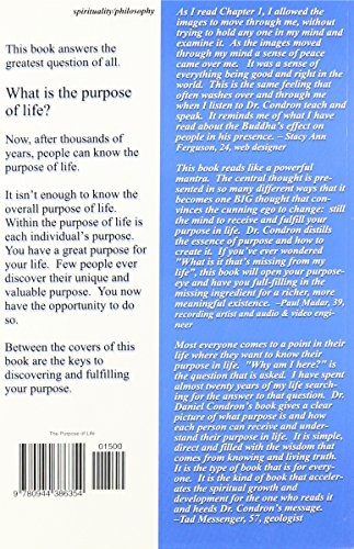 The Purpose of Life: 28 Powerful, New Keys for Discovering and Fulfilling Your Purpose in Life