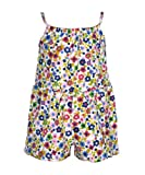 Girls Cotton Playsuit