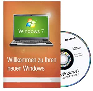 Windows 7 Home Premium 32 Bit MAR Refurbished