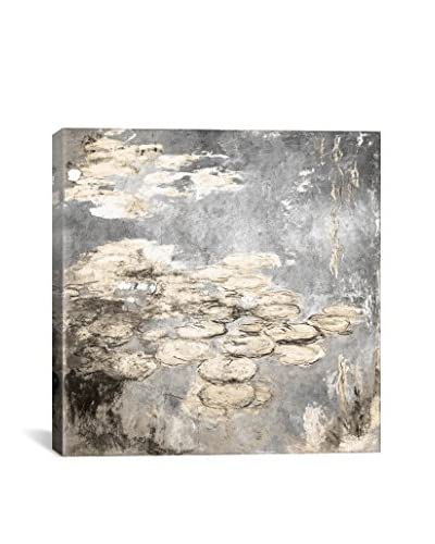 Nympheas IV Gallery Wrapped Canvas Print