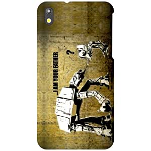 HTC Desire 816 Back Cover - I Am Your Father Designer Cases