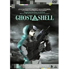 GHOST IN THE SHELL / �U�k�@�����@ [Blu-ray]