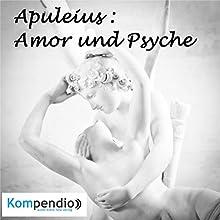 Amor und Psyche von Apuleius Hörbuch von Alessandro Dallmann Gesprochen von: Michael Freio Haas