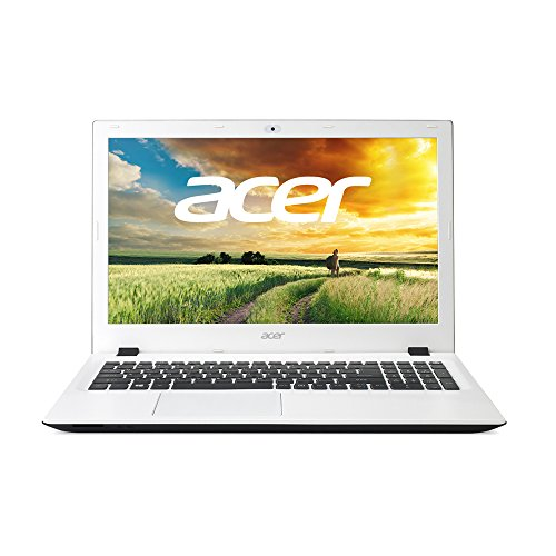 Acer ノートPC Aspire E15 [Windows10無料アップデート対応](Celeron N3050/4G/500G/Sマルチ/15.6インチ/Win8.1Update(64bit)/APなし/コットンホワイト)E5-532-N14D/W