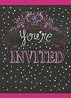 Birthday Sweets Invitations 8ct