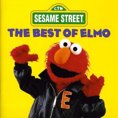 Original album cover of Best of Elmo by Sesame Street