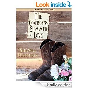 The Cowboy's Summer Love (Grass Valley Cowboys Book 3)