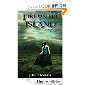Fire on the Island (The Vigilati Series)