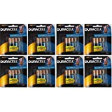 Duracell Alkaline Battery AA4 COMBO(16ultra +16normal) PACK OF 8 (32 Cell)