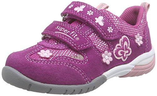 Superfit SPORT3, Sneaker bambine Viola Viola (DAHLIA 73) 25