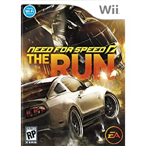 Need for Speed: The Run - Limited Edition Video Game for Nintendo Wii