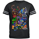 Old Glory Skylanders Giants - Square Sequences Youth T-Shirt