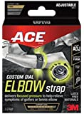 Ace Custom Dial Elbow Strap, Adjustable