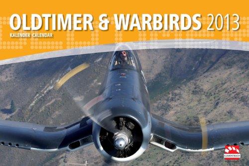 Oldtimer Flugzeuge Kalender 2013
