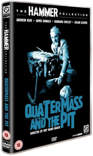 Quatermass and the Pit [DVD] [1967]