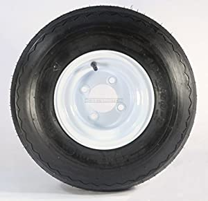 Golf Cart and Tractor Replacement Tire Assembly