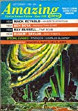 img - for Amazing Science Fiction Stories, September 1968 (Vol. 42, No. 3) book / textbook / text book