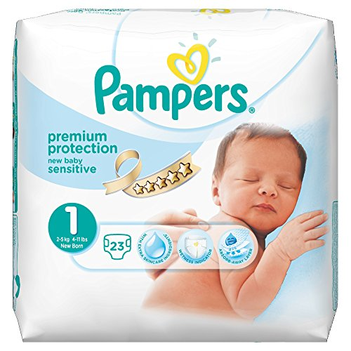 pampers-new-baby-sensitive-23-couches-taille-1-2-5-kg