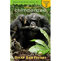Oscar and Freddy (Disney Nature Chimpanzee)