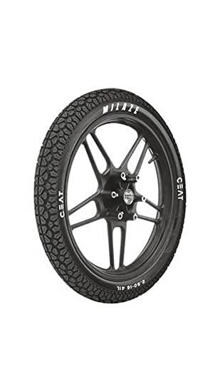 Ceat Milaze P2.75 - 18 Tubeless Bike Tyre, Rear (Home Delivery)