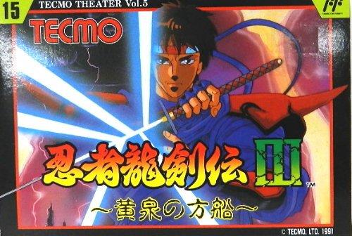 Tecmo Theater Ninja Gaiden y supercampeones Family